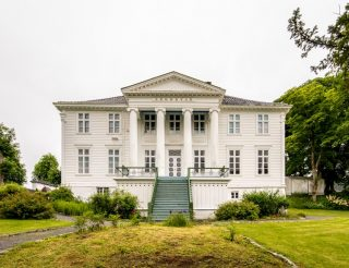 Bilde av Kronstad Hovedgård