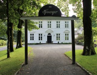 Bilde av Langegården