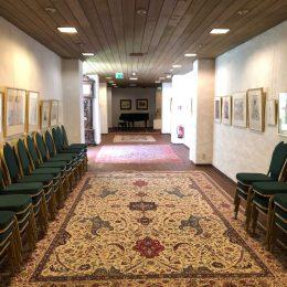 Bilde av selskapslokale